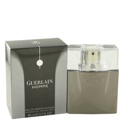Guerlain Homme Intense Cologne by Guerlain 2.7 oz Eau De Parfum Spray