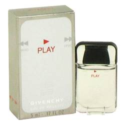 Givenchy Play Cologne by Givenchy 0.17 oz Mini EDT