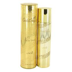 Gold Sugar Perfume by Aquolina 3.4 oz Eau De Toilette Spray