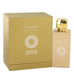Gold Undergreen Perfume by Versens, 3.35 oz Eau De Parfum Spray (Unisex) for Women