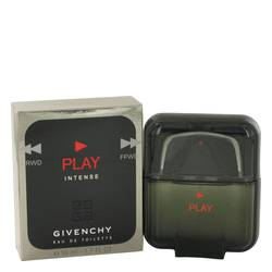 Givenchy Play Intense Cologne by Givenchy 1.7 oz Eau De Toilette Spray