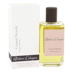 Grand Neroli Perfume by Atelier Cologne, 3.3 oz Pure Perfume Spray for Women