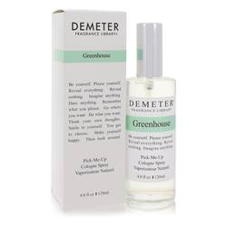 Demeter Perfume by Demeter 4 oz Greenhouse Cologne Spray