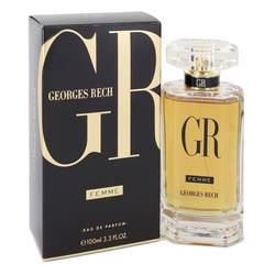 Georges Rech Femme Perfume by Georges Rech, 3.3 oz Eau De Parfum Spray for Women