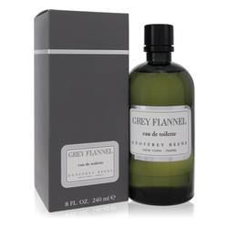 Grey Flannel Cologne by Geoffrey Beene 8 oz Eau De Toilette