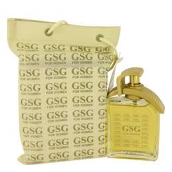 Gsg Perfume by Franescoa Gentiex, 3.4 oz Eau DE Parfum Spray for Women