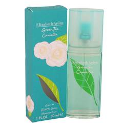 Green Tea Camellia Perfume by Elizabeth Arden, 1 oz Eau De Toilette Spray for Women