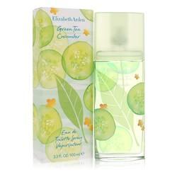 Green Tea Cucumber Perfume by Elizabeth Arden, 3.3 oz Eau De Toilette Spray for Women