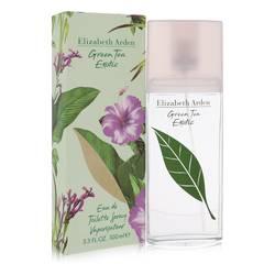 Green Tea Exotic Perfume by Elizabeth Arden, 3.4 oz Eau De Toilette Spray for Women
