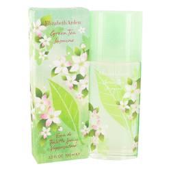 Green Tea Jasmine Perfume by Elizabeth Arden, 3.4 oz Eau De Toilette Spray for Women
