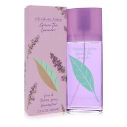 Green Tea Lavender Perfume by Elizabeth Arden, 3.3 oz Eau De Toilette Spray for Women