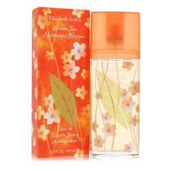 Green Tea Nectarine Blossom Perfume by Elizabeth Arden, 3.3 oz Eau De Toilette Spray for Women