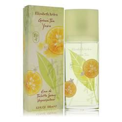 Green Tea Yuzu Perfume by Elizabeth Arden, 100 ml Eau De Toilette Spray for Women