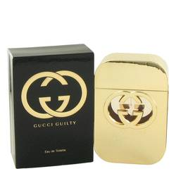 Gucci Guilty Perfume by Gucci 2.5 oz Eau De Toilette Spray