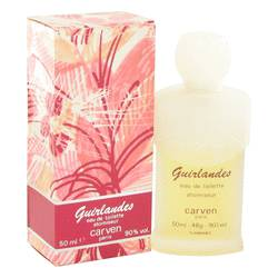 Guirlandes Perfume by Carven, 50 ml Eau De Toilette Spray for Women
