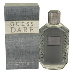 Guess Dare Cologne by Guess, 100 ml Eau De Toilette Spray for Men