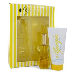 Giorgio Perfume by Giorgio Beverly Hills -- Gift Set - 3 oz Eau De Toilette Spray + 6.8 oz Body Lotion