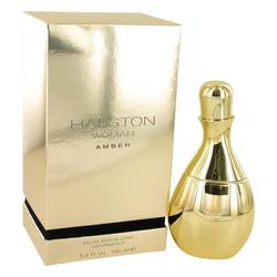 Halston Woman Amber Perfume by Halston, 100 ml Eau De Parfum Spray for Women