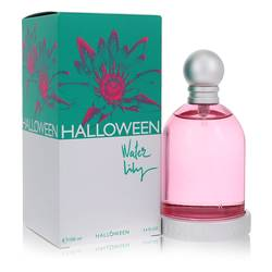 Halloween Water Lilly Perfume by Jesus Del Pozo, 100 ml Eau De Toilette Spray for Women