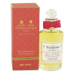 Hammam Bouquet Perfume by Penhaligon's, 3.4 oz Eau De Toilette Spray for Women