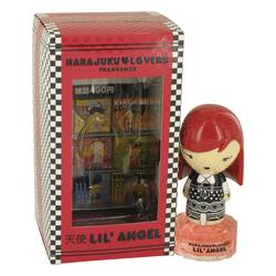 Harajuku Lovers Wicked Style Lil' Angel Perfume by Gwen Stefani 0.33 oz Eau De Toilette Spray
