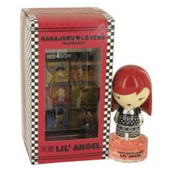 Harajuku Lovers Wicked Style Lil' Angel Perfume by Gwen Stefani, .33 oz Eau De Toilette Spray for Women
