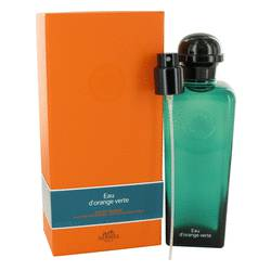 Eau D'orange Verte Cologne by Hermes 13.5 oz Eau De Cologne (Unisex wth Pump)