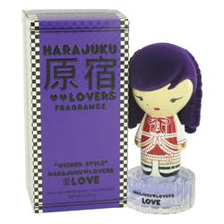 Harajuku Lovers Wicked Style Love Perfume by Gwen Stefani 1 oz Eau De Toilette Spray