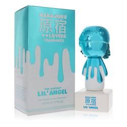 Harajuku Lovers Pop Electric Lil' Angel Perfume by Gwen Stefani, 1.7 oz Eau De Parfum Spray for Women