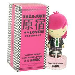 Harajuku Lovers Wicked Style Music Perfume by Gwen Stefani 1 oz Eau De Toilette Spray