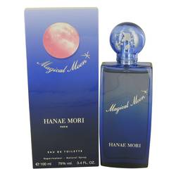 Magical Moon Perfume by Hanae Mori 3.4 oz Eau De Toilette Spray