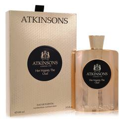 Her Majesty The Oud Perfume by Atkinsons, 100 ml Eau De Parfum Spray for Women from FragranceX.com