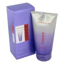 Pure Purple Perfume by Hugo Boss 5 oz Shower Gel