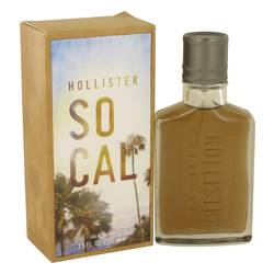Hollister Socal Cologne by Hollister, 2.5 oz Cologne Spray for Men