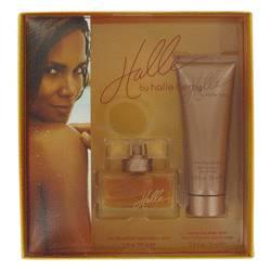 Halle Perfume by Halle Berry -- Gift Set - 1 oz Eau De Parfum Spray + 2.5 oz Body Lotion