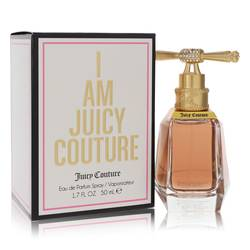 I Am Juicy Couture Perfume by Juicy Couture, 50 ml Eau De Parfum Spray for Women