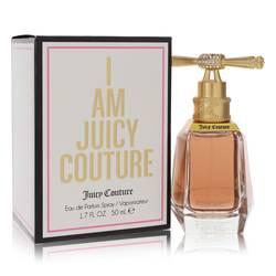 I Am Juicy Couture Perfume by Juicy Couture, 1.7 oz Eau De Parfum Spray for Women