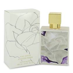 Iced White Perfume by A Dozen Roses, 100 ml Eau De Parfum Spray for Women