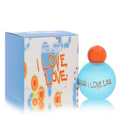 I Love Love Mini by Moschino, 5 ml Mini EDT for Women from FragranceX.com