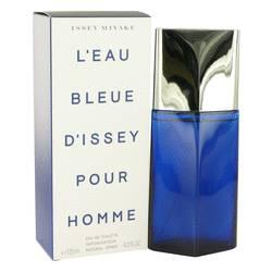 L'eau Bleue D'issey Pour Homme Cologne by Issey Miyake 4.2 oz Eau De Toilette Spray