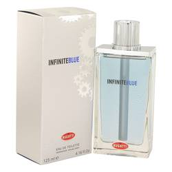 Infinite Blue Cologne by Bugatti, 123 ml Eau De Toilette Spray for Men