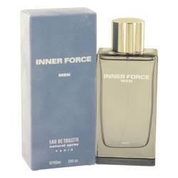Inner Force Cologne by Glenn Perri, 3.4 oz Eau De Toilette Spray for Men