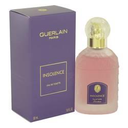 Insolence Perfume by Guerlain, 1.6 oz Eau De Toilette Spray (New Packaging) for Women