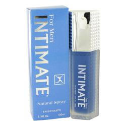 Intimate Blue Cologne by Jean Philippe, 100 ml Eau De Toilette Spray for Men