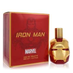 Iron Man Cologne by Marvel, 100 ml Eau De Toilette Spray for Men from FragranceX.com