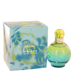 Island Fantasy Perfume by Britney Spears, 100 ml Eau De Toilette Spray for Women