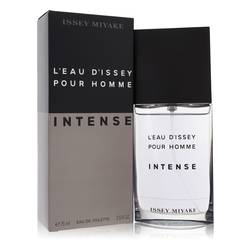 L'eau D'issey Pour Homme Intense Cologne by Issey Miyake 2.5 oz Eau De Toilette Spray