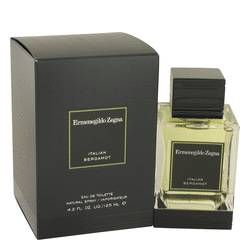 Italian Bergamot Cologne by Ermenegildo Zegna, 125 ml Eau De Toilette Spray for Men