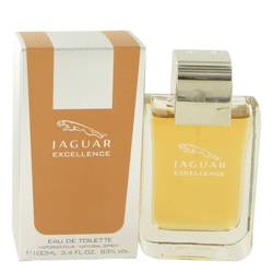 Jaguar Excellence Cologne by Jaguar 3.4 oz Eau De Toilette Spray