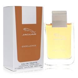 Jaguar Excellence Cologne by Jaguar, 100 ml Eau De Toilette Spray for Men